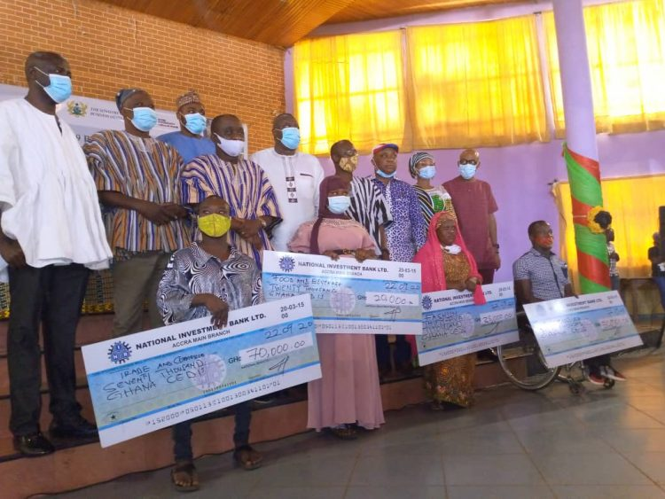 PWDs receiving fundings